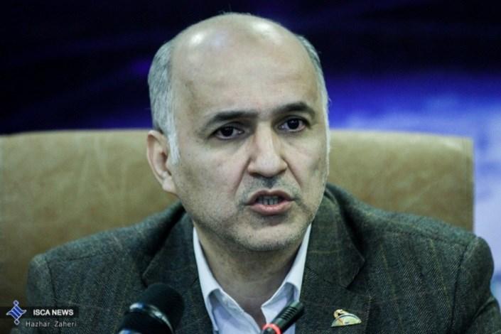 حسین صمیمی رئیس پژوهشگاه فضایی ایران