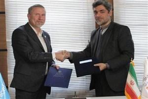 پارک فناوری پردیس معاونتعلمی و یونیسف تفاهمنامه همکاری امضا کردند