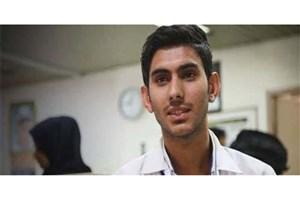 اهدای  اعضای بدن پرستار جوان لارستانی  به بیماران نیازمند