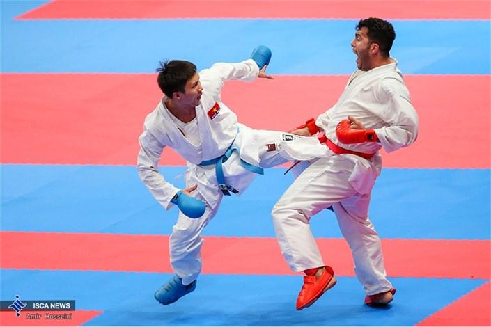کسب مدال طلای و برنز مسابقات کاراته - اندونزی 2018