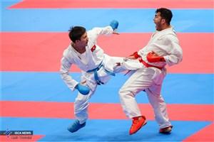 ترس یا تهدید داوران جهانی کاراته/ تیم دانشگاه آزاد باید می باخت!