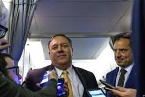 وزیرخارجه آمریکا وارد اردن شد