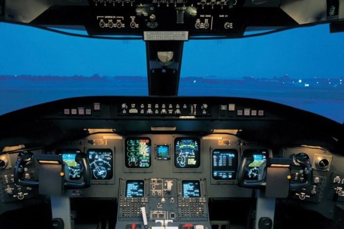 اویونیک هواپیماهای رده هوانوردی