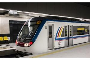 حادثه در مترو سعدی /حال یکی از مصدومان وخیم است