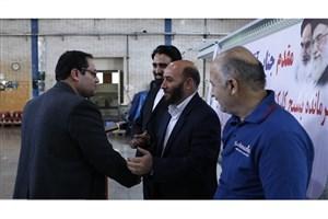 سرپرست پایگاه بسیج سازمان چاپ و انتشارات دانشگاه آزاد منصوب شد