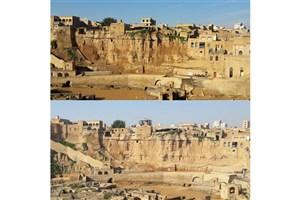 ساختوساز ملک چهار طبقه در حریم سازههای آبی تاریخی شوشتر کاملا غیرمجاز است