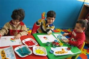 مشارکت ۱۳۷۰ مهدکودک در جشنواره کودک/۷۰۰هزار کودک به مهد می روند