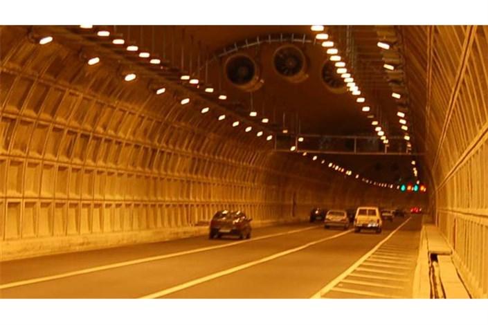 پولی شدن تونلها