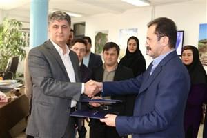 دانشگاه آزاد اسلامی لاهیجان حامی معنوی کانون حمایت از سندروم در استان گیلان شد