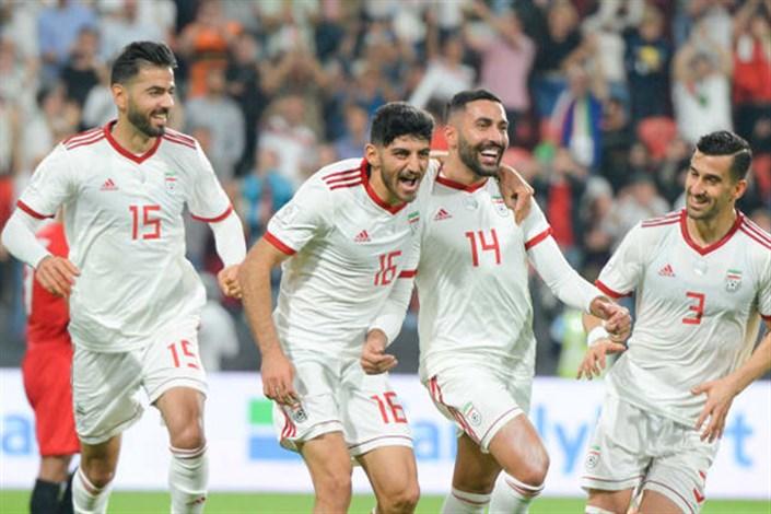 تیم فوتبال ایران