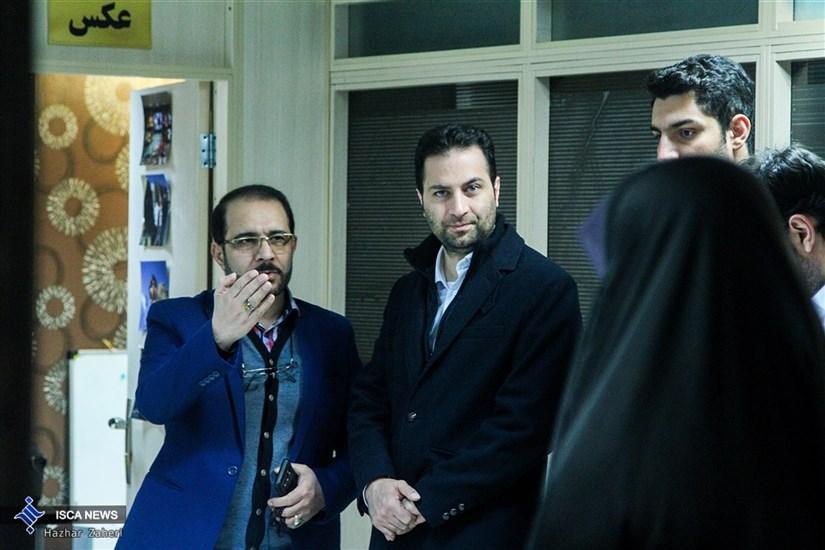 بازدید رییس اورژانس تهران از ایسکانیوز