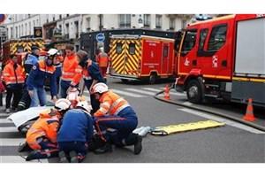 حادثه انفجار گاز در پاریس/4 نفر جان باختند