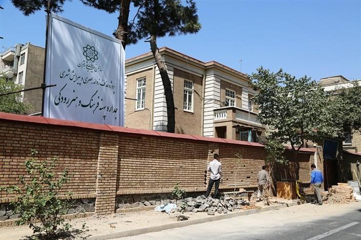 ۷ بنای ارزشمند تاریخی در پهنه فرهنگی رودکی مرمت شد