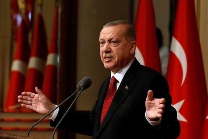 رجب طیب اردوغان مدعی شد پروژه انتقال بهار عربی به ترکیه شکست خورد
