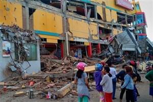 11 هزار زلزله در اندونزی در سال 2018