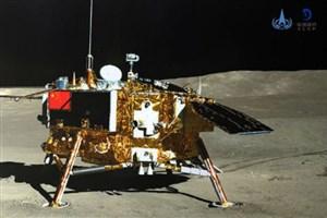 رباتهای چینی در ماه از هم عکس میگیرند