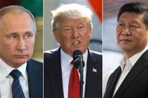 شکست سیاست های آمریکا در خاورمیانه و شکل گیری ائتلاف روسی - چینی