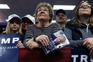 طرفدران ترامپ مروجین اخبار جعلی در زمان انتخابات