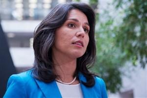 نماینده زن مجلس نمایندگان رقیب احتمالی ترامپ در انتخابات آمریکا
