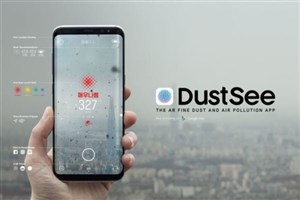 رصد میزان آلودگی هوا با استفاده از اپلکیشین موبایل