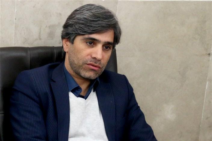 حسن قبادی در دیدار با رئیس دانشگاه آزاد اسلامی استان اردبیل