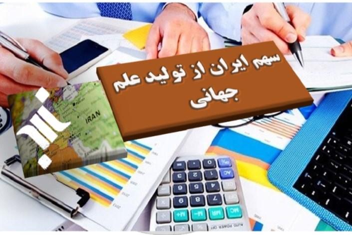 تولید علم ایران