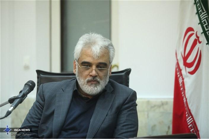 دیدار دکتر طهرانچی با امام جمعه قم