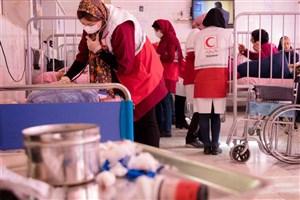 ویزیت رایگانِ مددجویان ازگل، توسط دانشجویان علوم پزشکی آزاد اسلامی