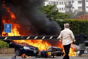 نایروبی زیر آماج حمله الشباب