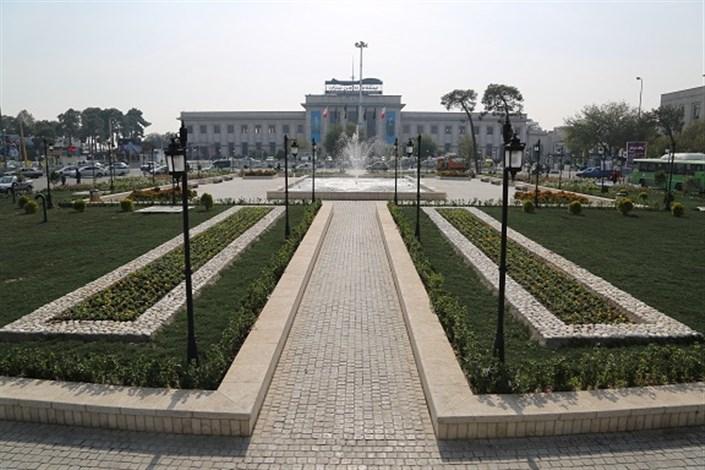 میدان تاریخی راه آهن