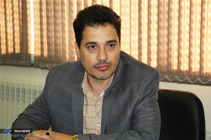 دکتر محمد علی اکبری مشاور رئیس دانشگاه آزاد اسلامی