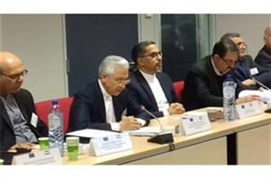 لزوم گسترش همکاریهای علمی ایران و اتحادیه اروپا