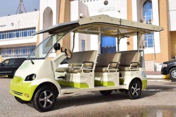 ساخت اولین خودروی خورشیدی در عراق