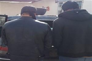 سارقان  منازل دربند دستگیر شدند