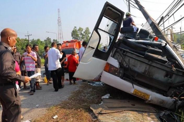 تایلند، رکورددار مرگومیر جادهای در جنوب شرق آسیا