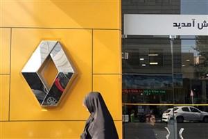 آمار فروش  رنو به ایران در سال 2018