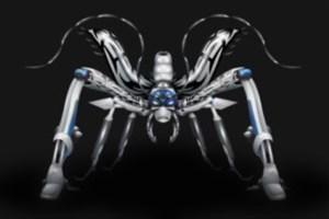 ساخت ربات بسیار کوچک برای ورود به بدن انسان