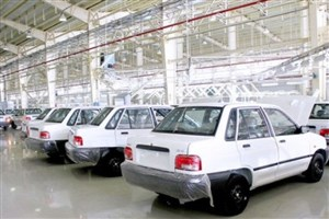 توضیحات وزیر صنعت درباره توقف تولید پراید