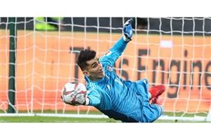 بیرانوند در بین ۵ قهرمان آسیا در مسابقات جام جهانی