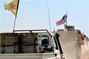 انفجار در مسیر کاروان نظامیان آمریکا در سوریه