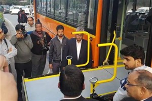 تولید اتوبوس های مخصوص  معلولان در هند