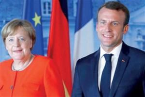 فرانسه و آلمان در آستانه امضا توافق نامه دوستی جدید