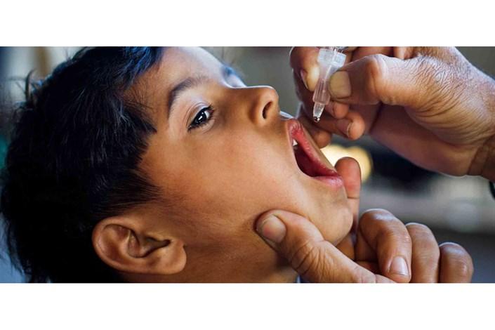 واکسن فلج اطفال