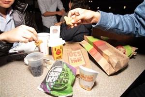 دانشجویان آمریکا گرسنهاند