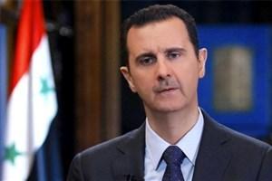 دیدار محرمانه یکی از اعضای خانواده حریری با بشار اسد
