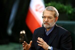 لاریجانی: دشمنان باید بدانند ریشه های انقلاب اسلامی قوی است