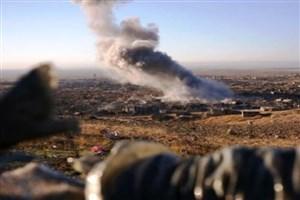 کشتار جدید ائتلاف آمریکایی در سوریه