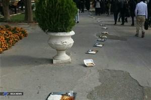 خبر اعتصاب دانشجویان رازی تکذیب شد/ تصاویر مربوط به 2 ماه پیش است