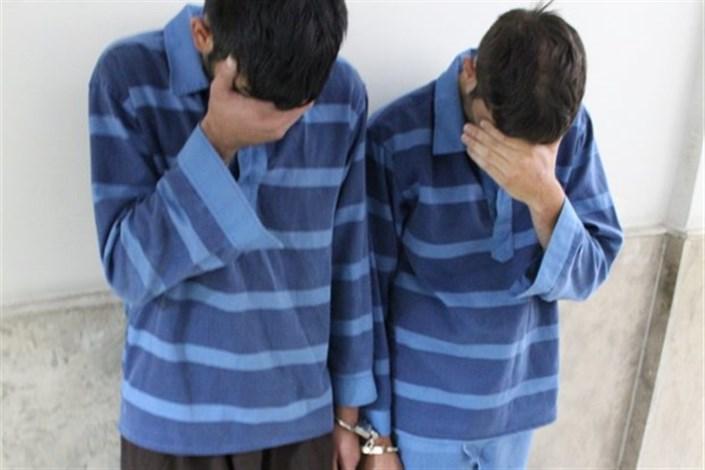 دستگیری ۱۳ سارق و ۴ خرده فروش مواد مخدر