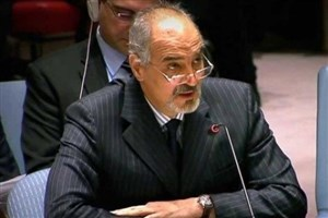 حمله شدید نماینده سوریه در سازمان ملل علیه اسرائیل